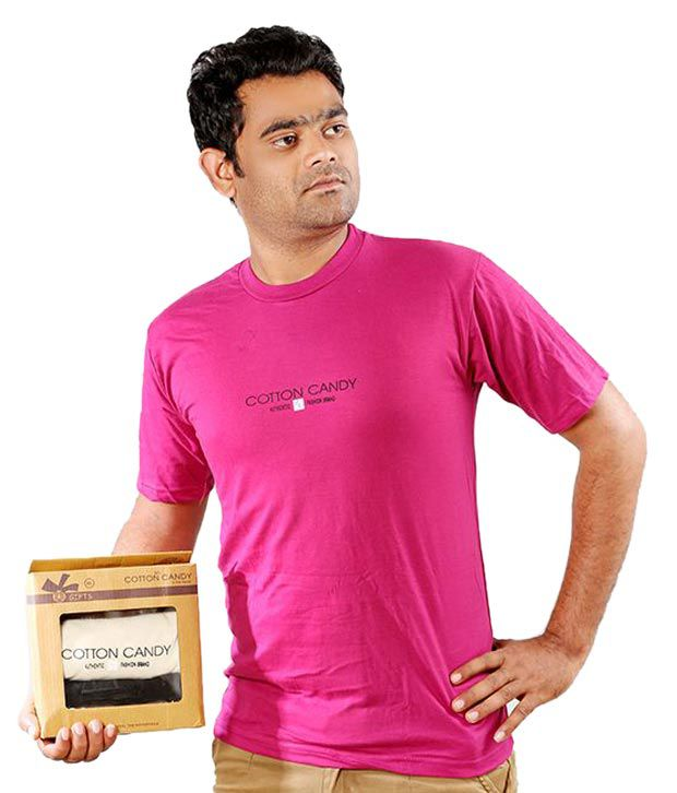 581ce4b41 Cotton Candy Mens T-shirts - Buy Cotton Candy Mens T-shirts Online at Low  Price - Snapdeal.com