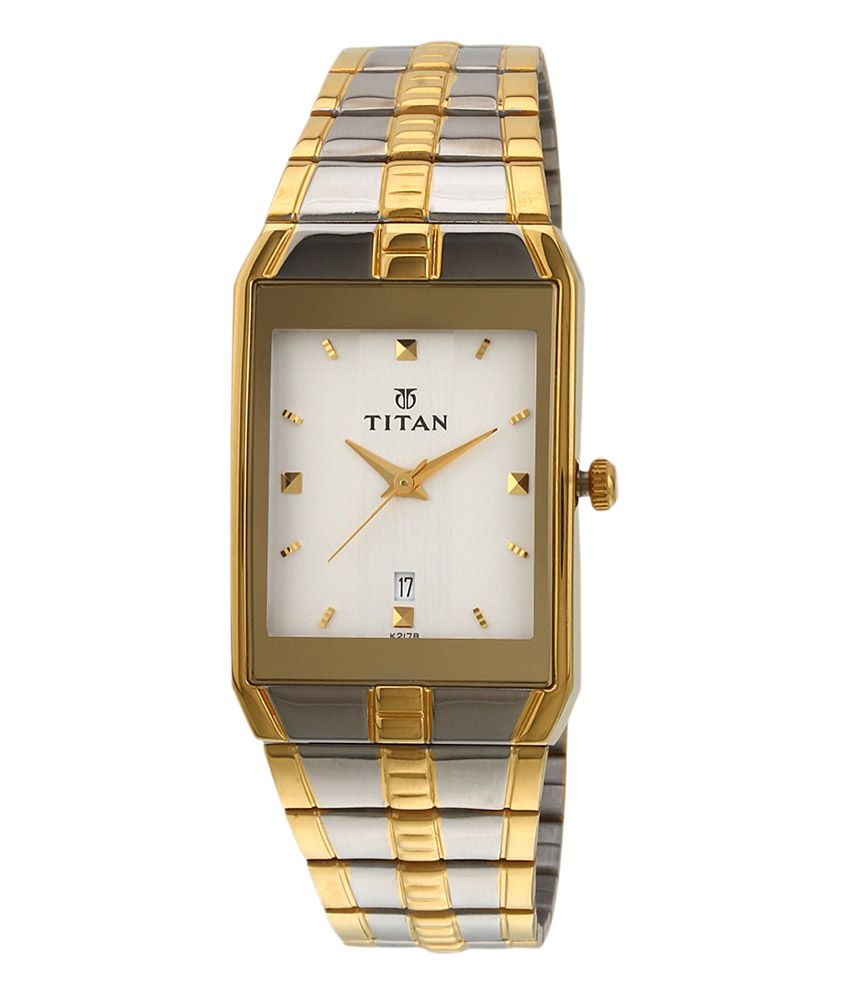 47e6d6afb Titan Karishma NH9151BM01 Men s Watches - Buy Titan Karishma NH9151BM01 Men s  Watches Online at Best Prices in India on Snapdeal