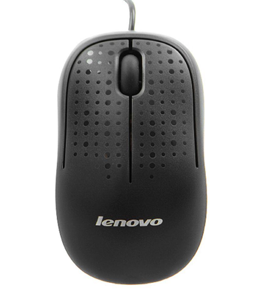 Lenovo M110 Usb Mouse