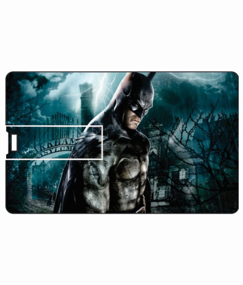 Printland bat 4GB Card 4 GB Pen DrivesMulticolor
