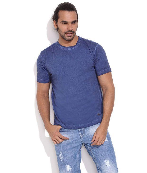 Rattrap Dark Blue Let A Load Off T-Shirt