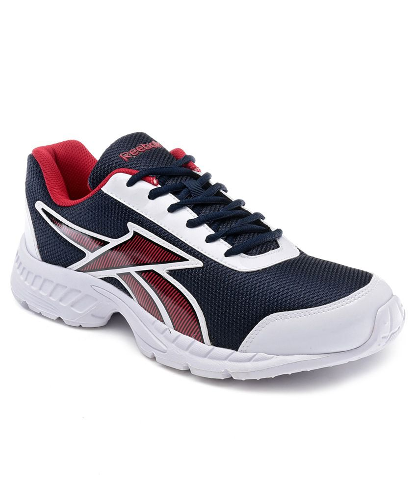 reebok shoes for boys sporty looks on a model