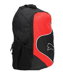 Puma New Power Cat Red Backpack