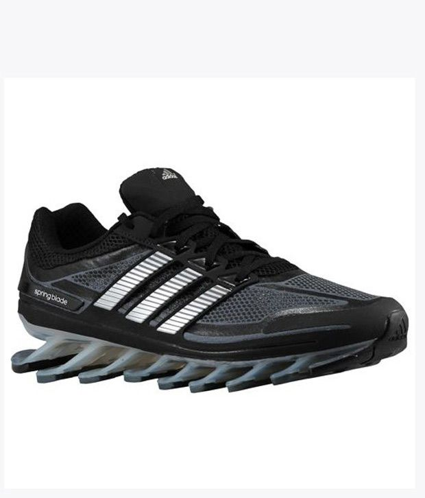huge selection of 00df8 8834b Adidas Spring Blade Black Imorted Sport Shoe - Buy Adidas Spring Blade Black  Imorted Sport Shoe Online at Best Prices in India on Snapdeal