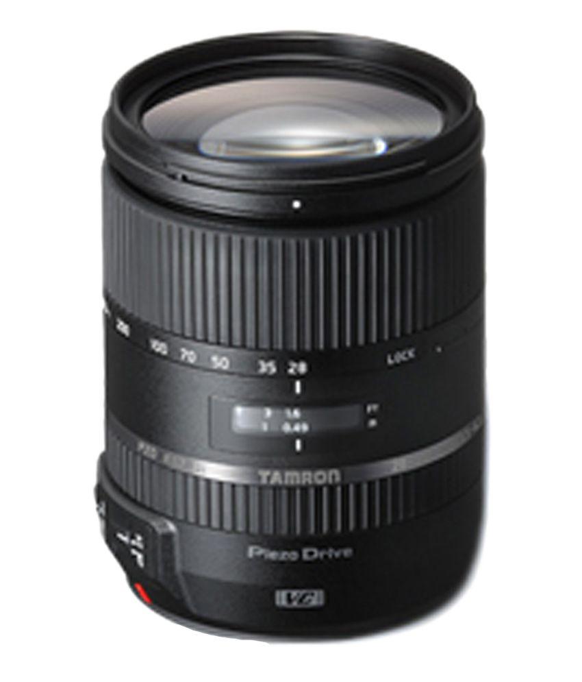 Tamron A010 28-300mm F/3.5-6.3 Di VC PZD (for Nikon) Lens
