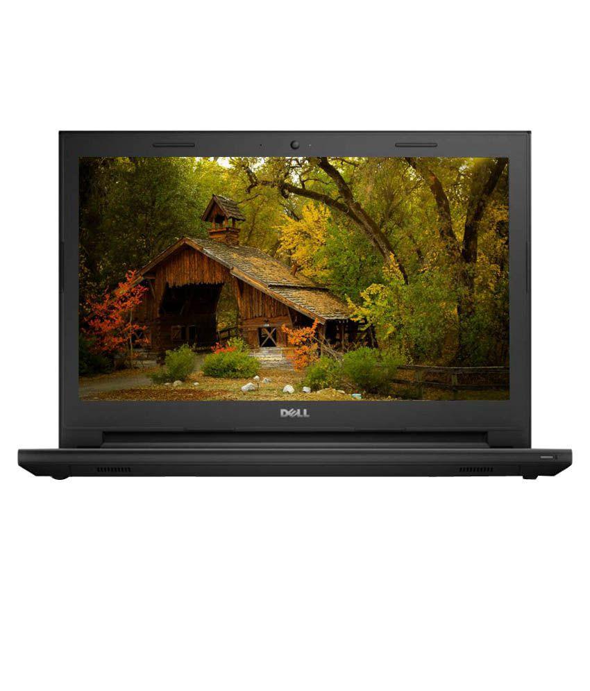Dell Vostro 15 3546 Laptop (4th Gen Intel Core i3- 4GB RAM- 500GB HDD- 39.62cm (15.6)- Windows 8.1 SL) (Grey)