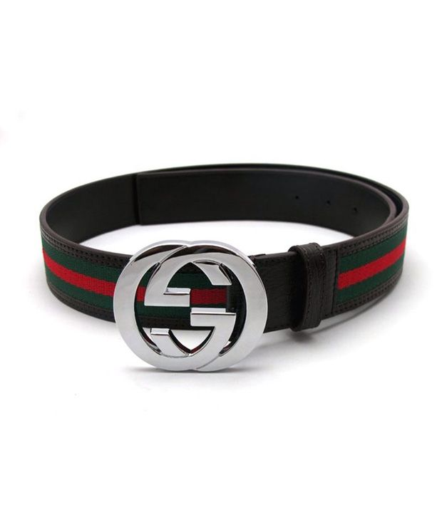 best designer belts hakv  Branded Multi Colour Belt