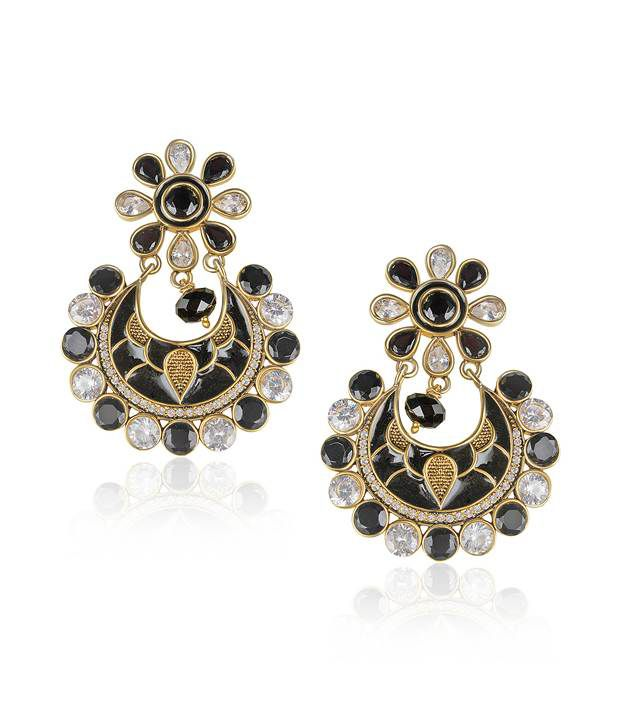 Vk Jewels This Is Me Drop Earring Set