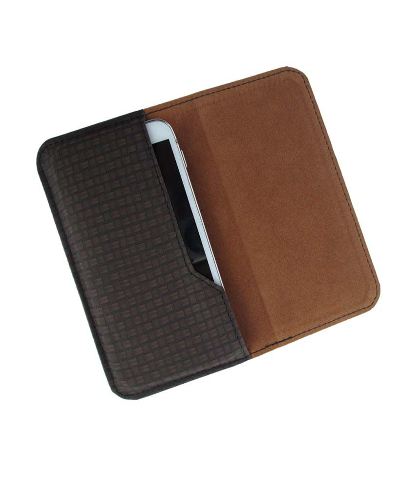 Ikitpit Pu Leather Flip Pouch Case Cover For Lenovo P780