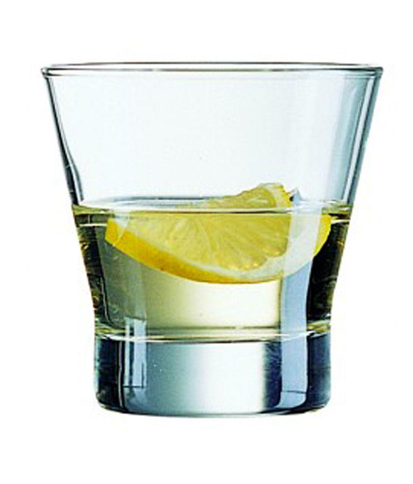 Luminarc White Glass 320 ml Shetland High Ball Tumbler 35 Arcoroc