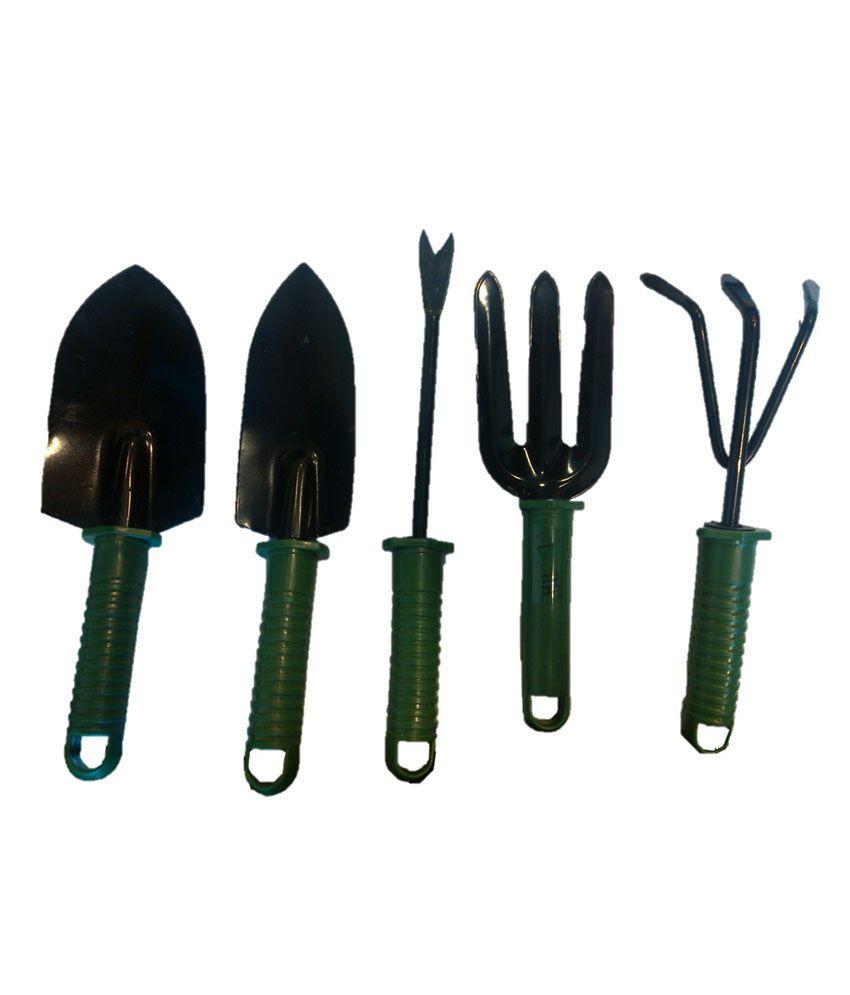 Green octane garden tool kit set 5 garden tool buy for Gardening tools kit set india