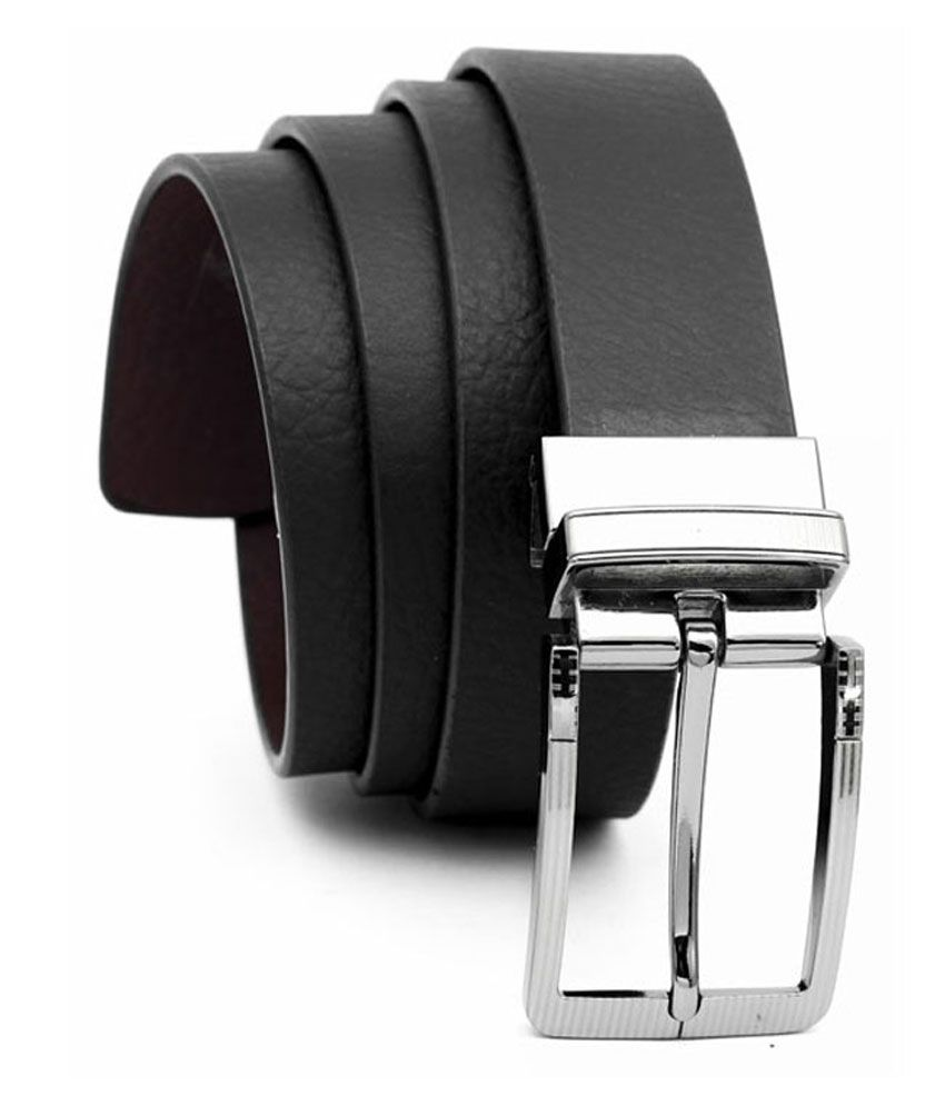 Magiq Reversible Pin Buckle Leather Belt