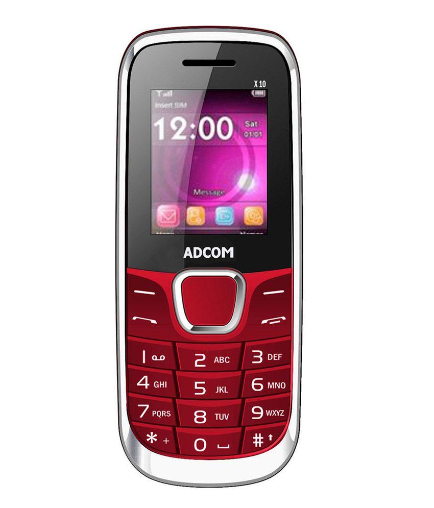 Adcom X10 Red