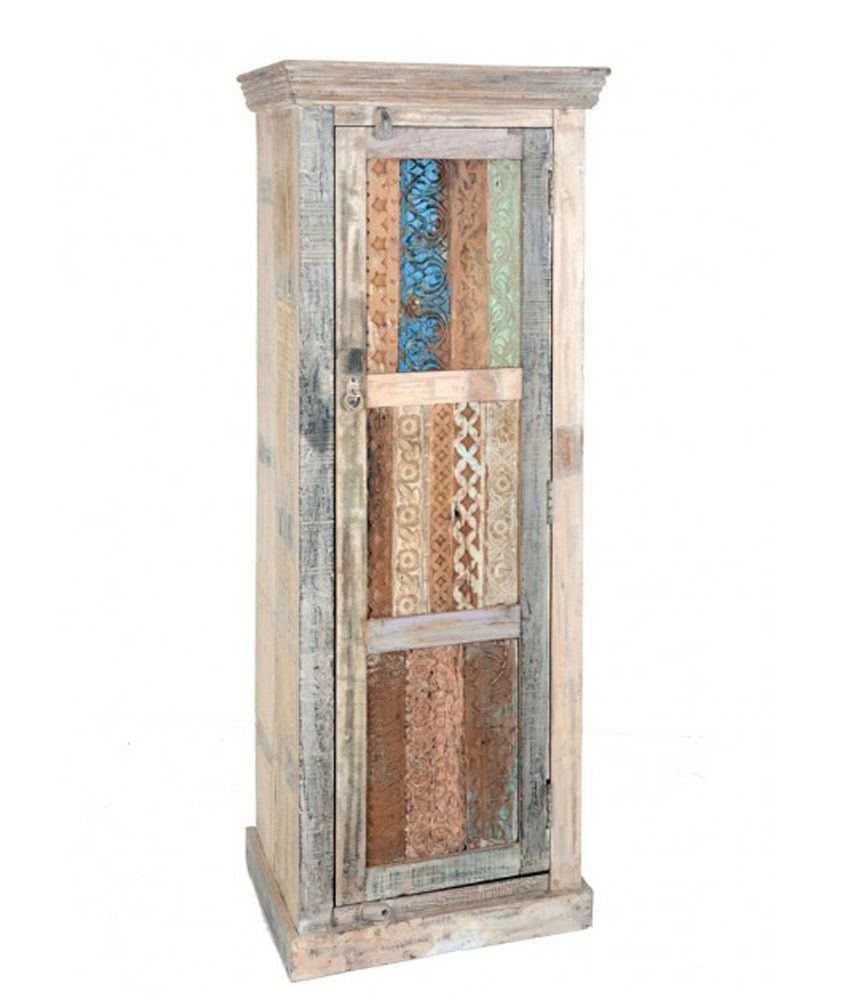 The attic reclaimed wood havana cupboard buy the attic for Buy reclaimed wood online