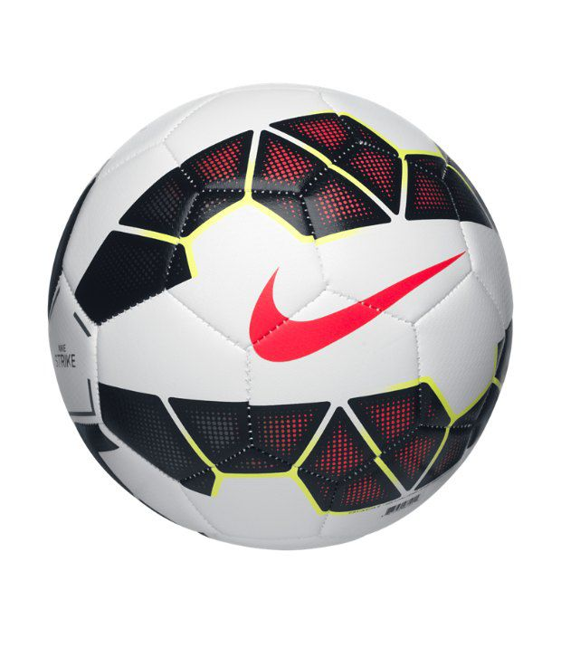 f6a263fe9b62 Nike Strike Football   Ball - Size 5  Buy Online at Best Price on Snapdeal