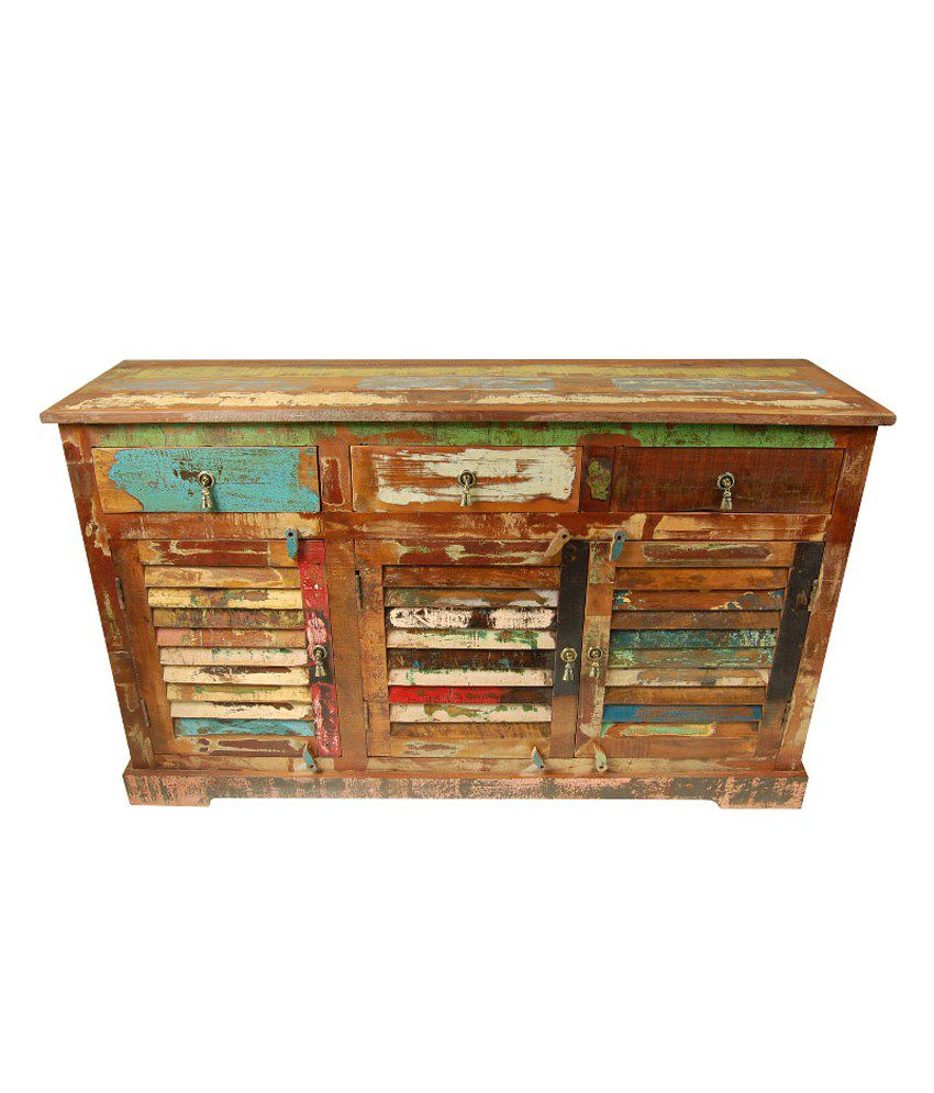 The attic reclaimed wood kolding sideboard buy the attic for Buy reclaimed wood online