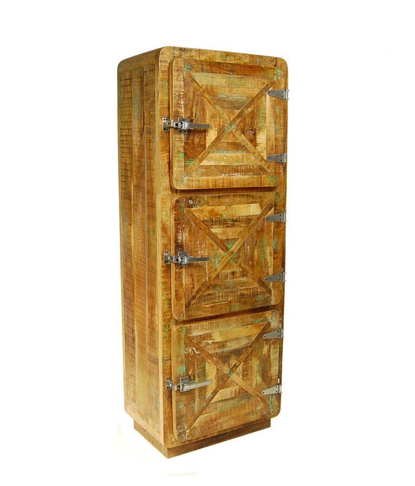 The Attic Vintage 3 Door Storage Buy The Attic Vintage 3