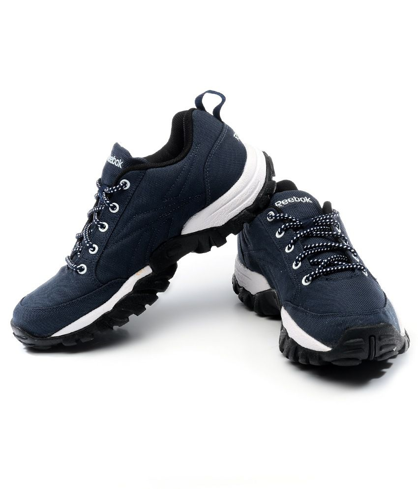 64d73e819fb139 Reebok Blue Outdoor Shoes - Buy Reebok Blue Outdoor Shoes Online at ...