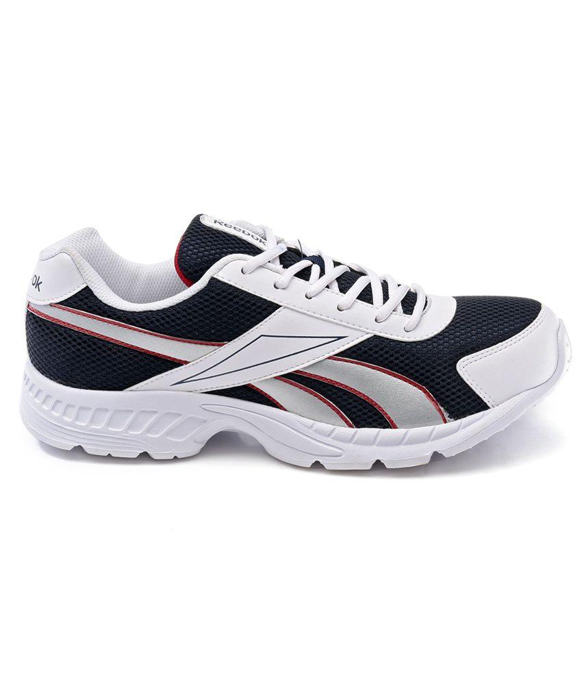Reebok Navy Blue Running Shoes