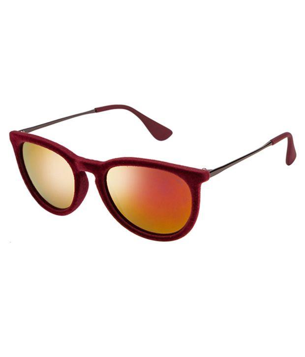 Vincent Chase 95206 Small Women$Men Wayfarer Sunglasses