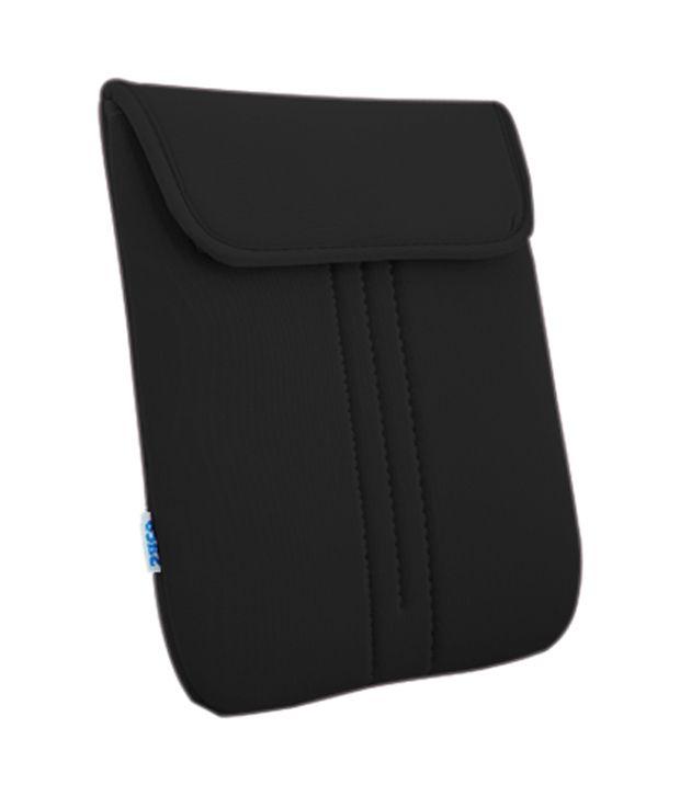 Saco Top Open Laptop Bag - Black - 11 Inch