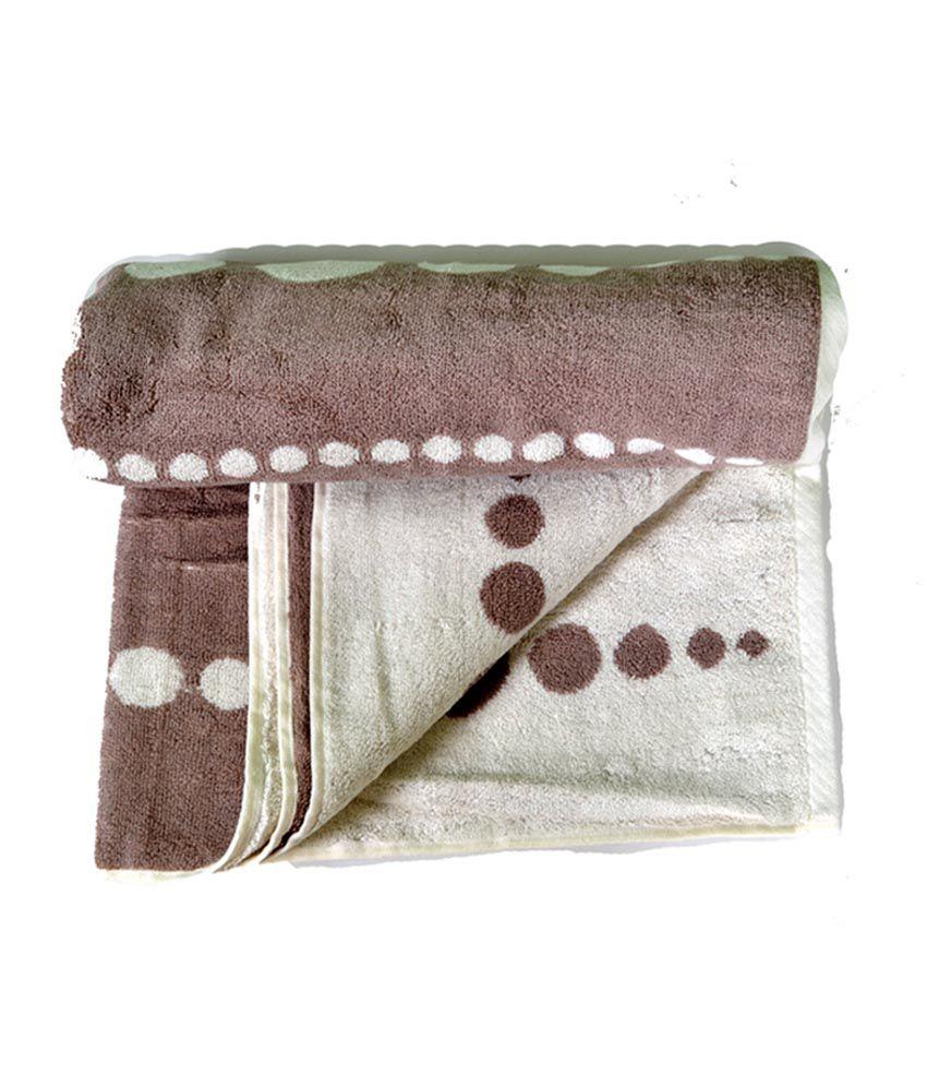 Bombay Dyeing Single Cotton Bath Towel