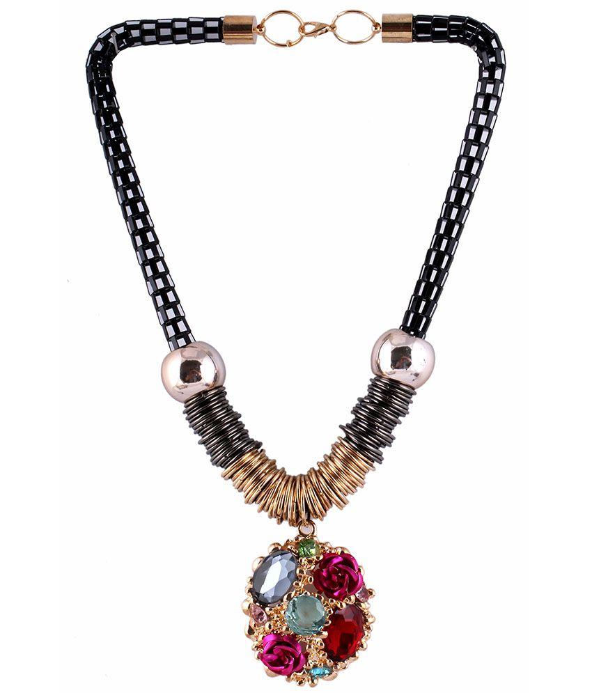 Sp Jewellery Fashionable Designer Necklace Spnec-19-08-14-71
