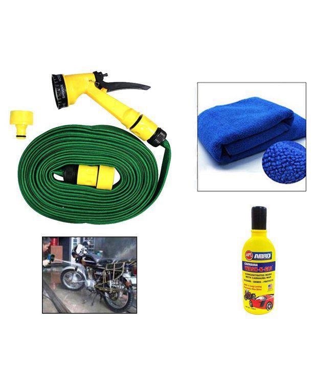 Microfiber Gun Cleaning Cloth: Speedwav Bike Cleaning Kit Water Spray Gun With Abro