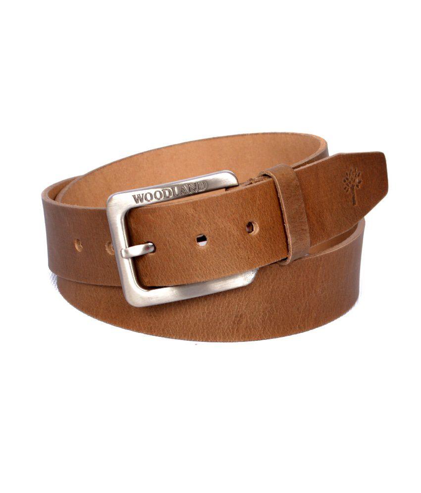 956860184 Buy Woodland Men s Camel Brown Belt Art BT1012CAM on Snapdeal ...
