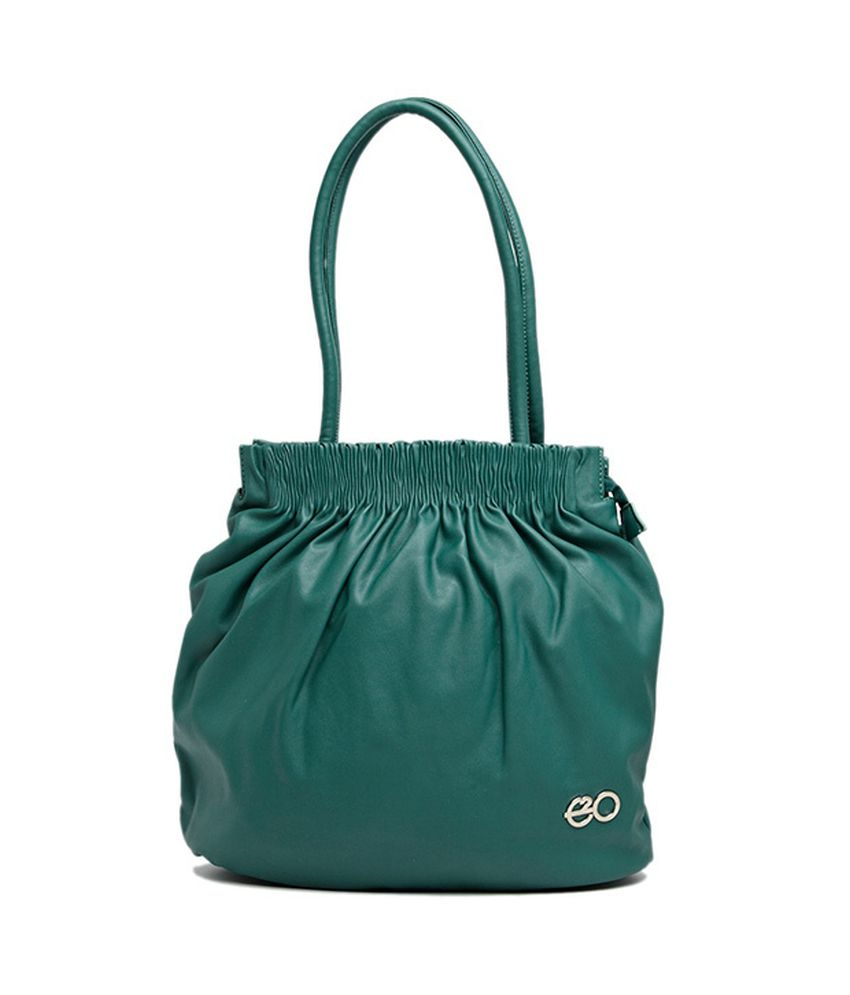 E2o A3be2ofshb503gn2fs Green Shoulder Bags