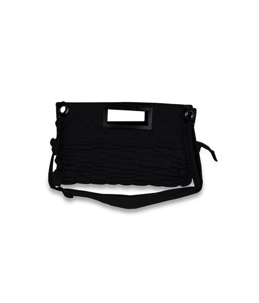 Just Women A3zjwnfhdb552bl1fs Black Shoulder Bags
