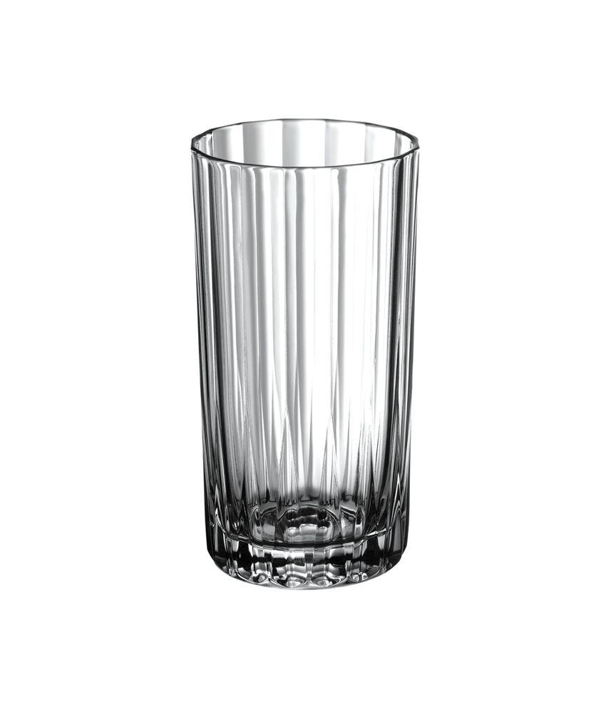 Pasabahce Clear Glass 350 Ml Antalaya Long Glass Set  6 Piece