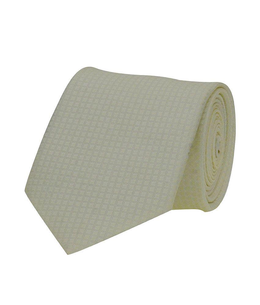 Tiekart Gray Micro Fiber Formal Narrow Ties