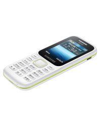 Samsung B310E Guru Music 2 Dual SIM  (White)