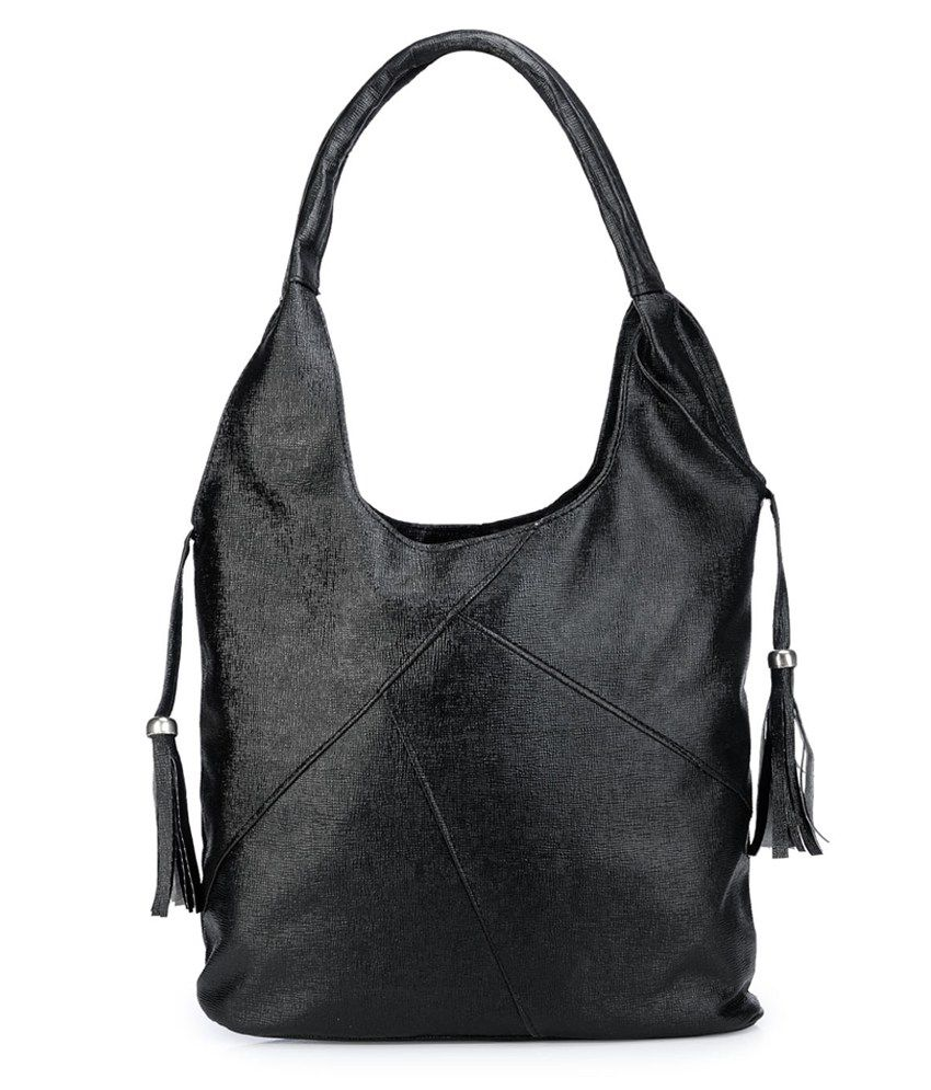 Bags Craze BC-ONLB-215 Black Shoulder Bags