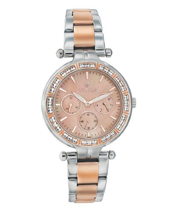 Titan Octane Women's Watches