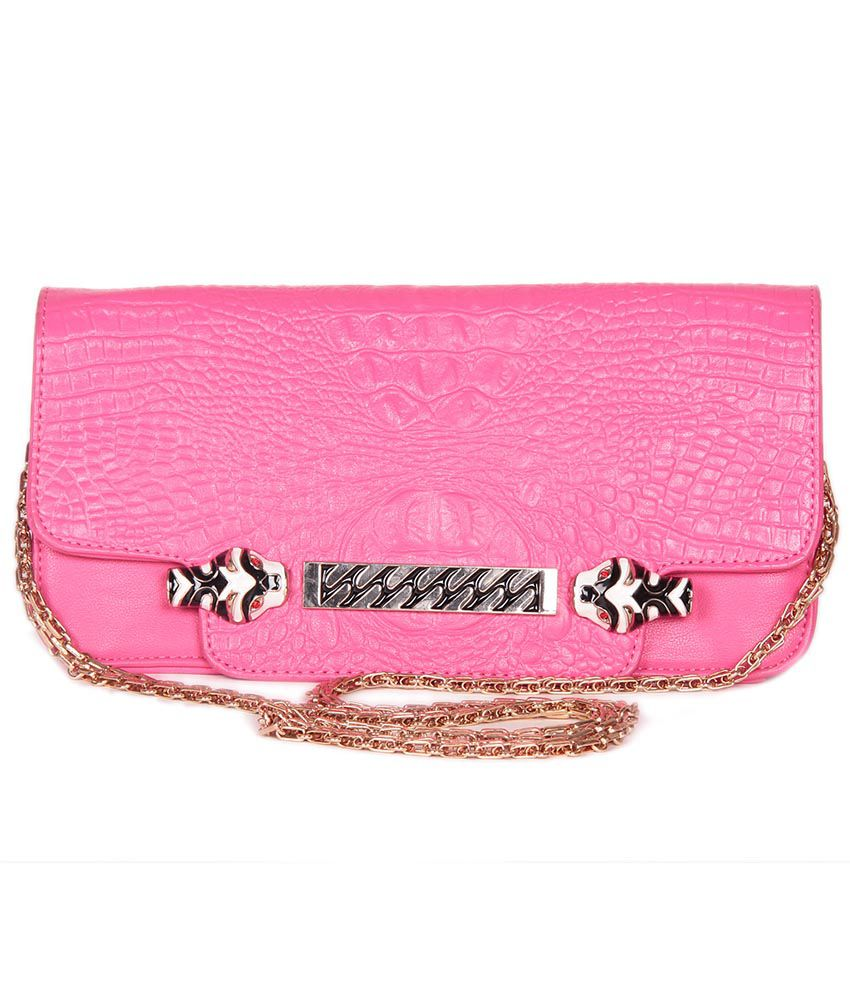 Trend Berry T122 Pink Sling Bags