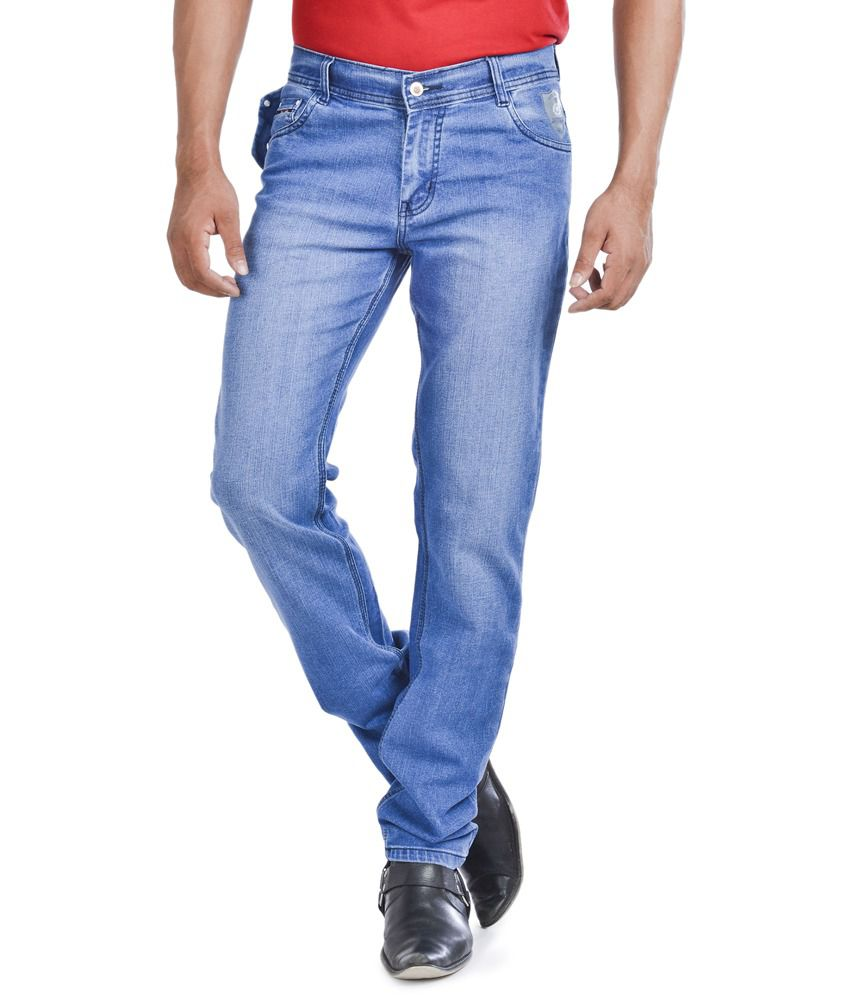 Wintage Jeans Blue Slim Fit Jeans