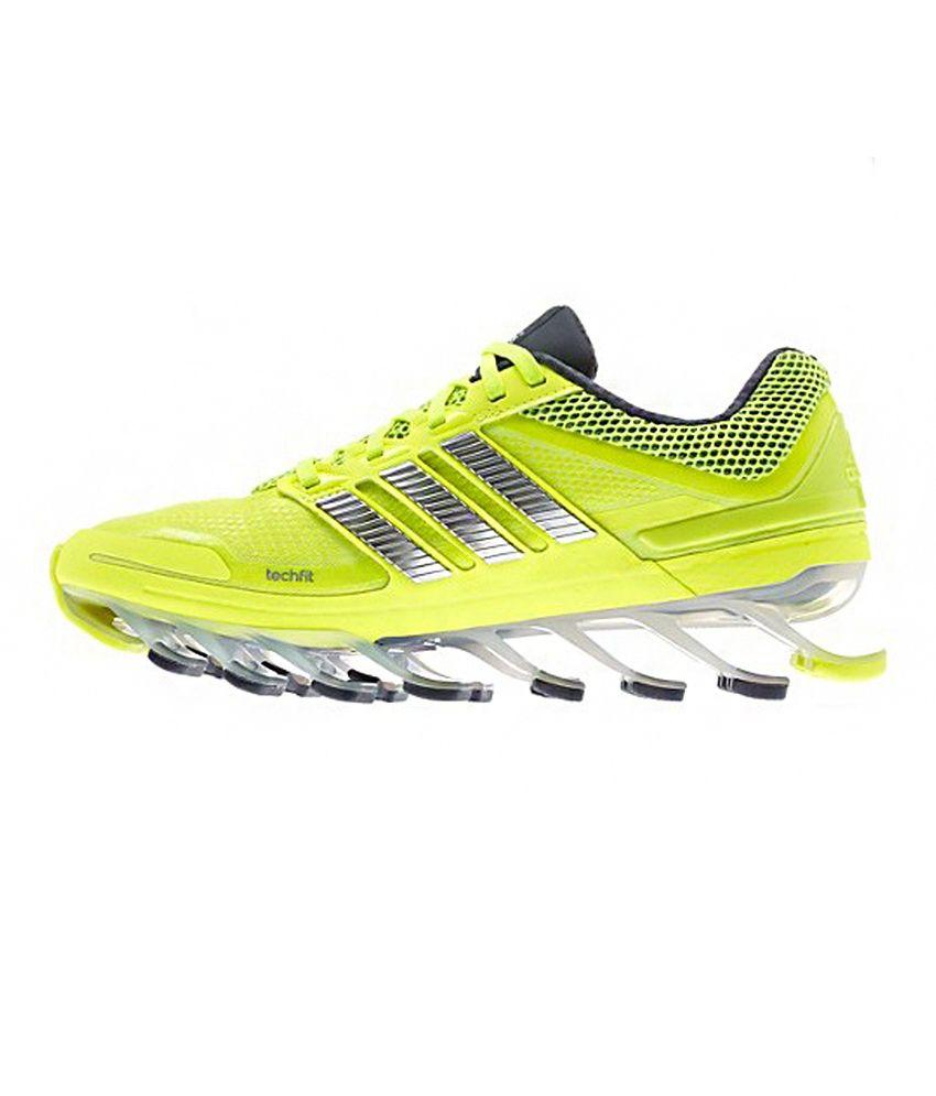 Adidas Springblade Green Sport Scarpe Adidas Springblade Verde Buy