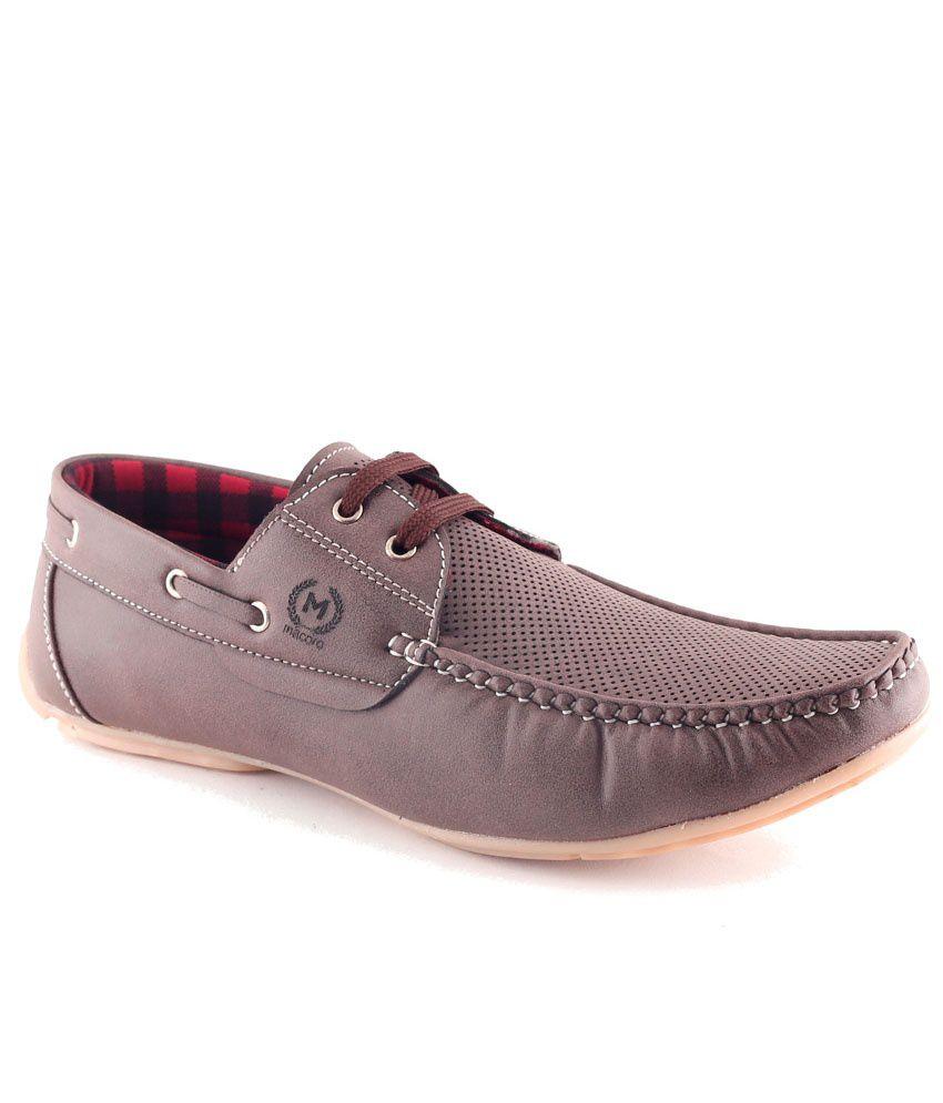 macoro smart casual shoes price in india buy macoro smart
