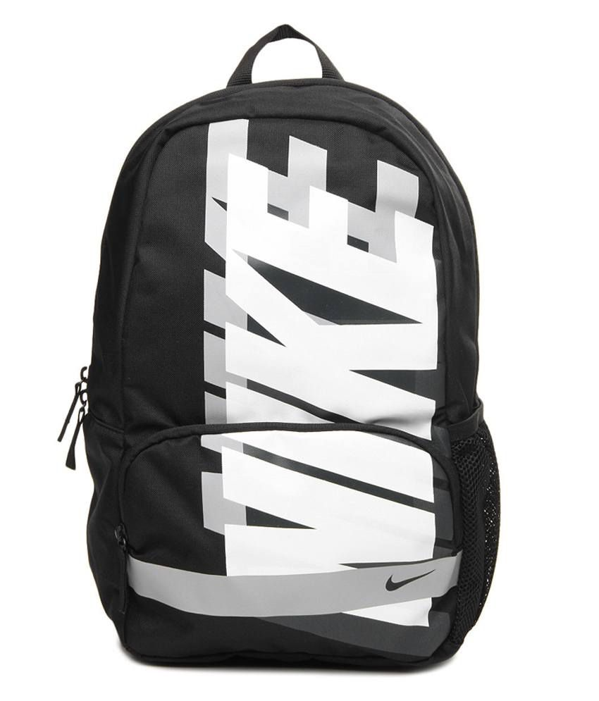 Nike Black Color Backpack - Buy Nike Black Color Backpack Online at Best  Prices in India on Snapdeal 0914b8a6d8f50