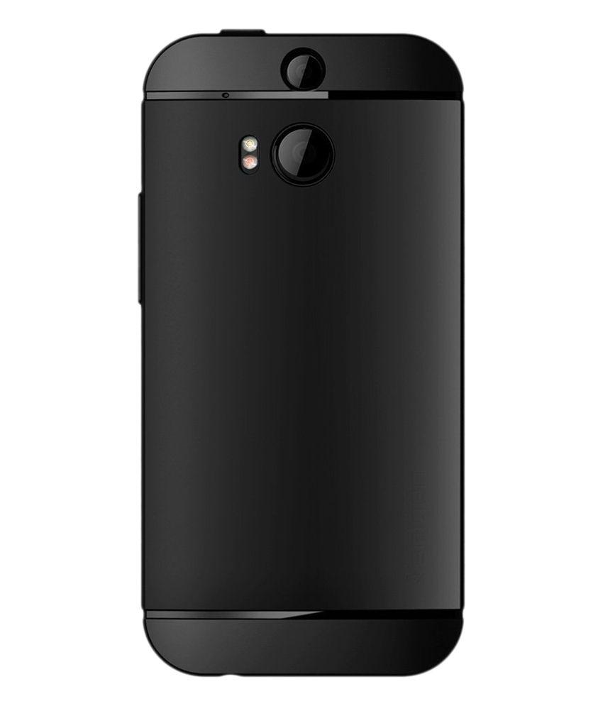 buy popular 7840e 5b868 Spigen HTC One M8 Case Cover Slim Armor (Smooth Black)