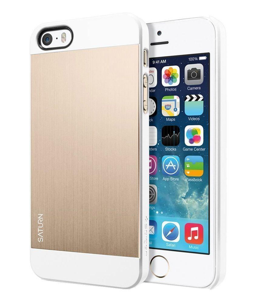 spigen iphone 5s s case cover saturn champagne gold. Black Bedroom Furniture Sets. Home Design Ideas