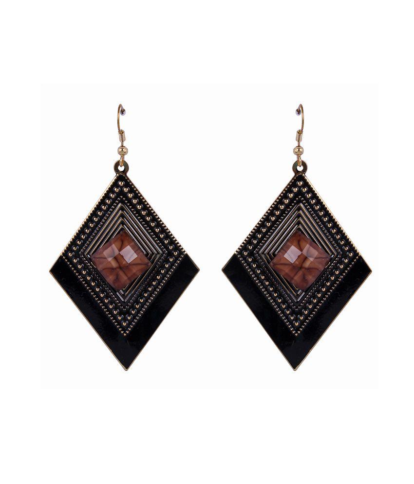 Sp Jewellery Fashionable Earrings For Women #ern 539