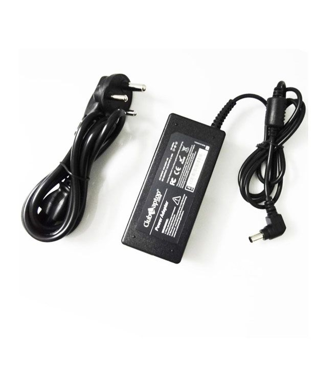 Clublaptop 90w Sony VGNFS850QW VGN-FS850QW 19.5V 4.74A (6.5 x 4.4 mm) Laptop Adapter Charger