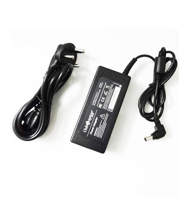 Clublaptop 90w Sony VGNNR490ET VGN-NR490ET 19.5V 4.74A (6.5 x 4.4 mm) Laptop Adapter Charger