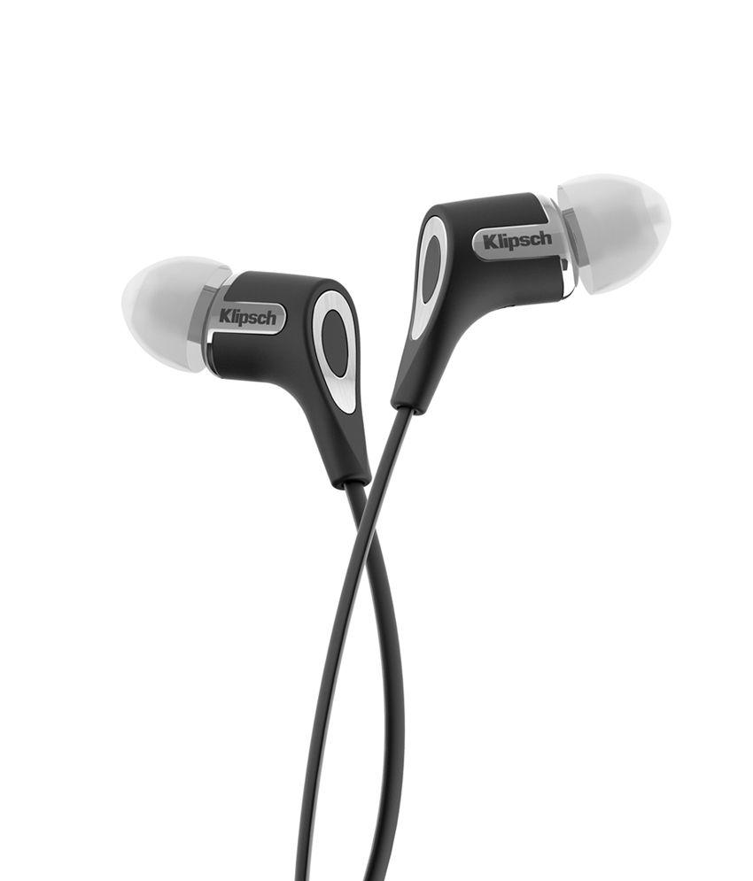 0715e99ee72 Klipsch R6 In Ear Earphone (Black) - Buy Klipsch R6 In Ear Earphone (Black)  Online at Best Prices in India on Snapdeal