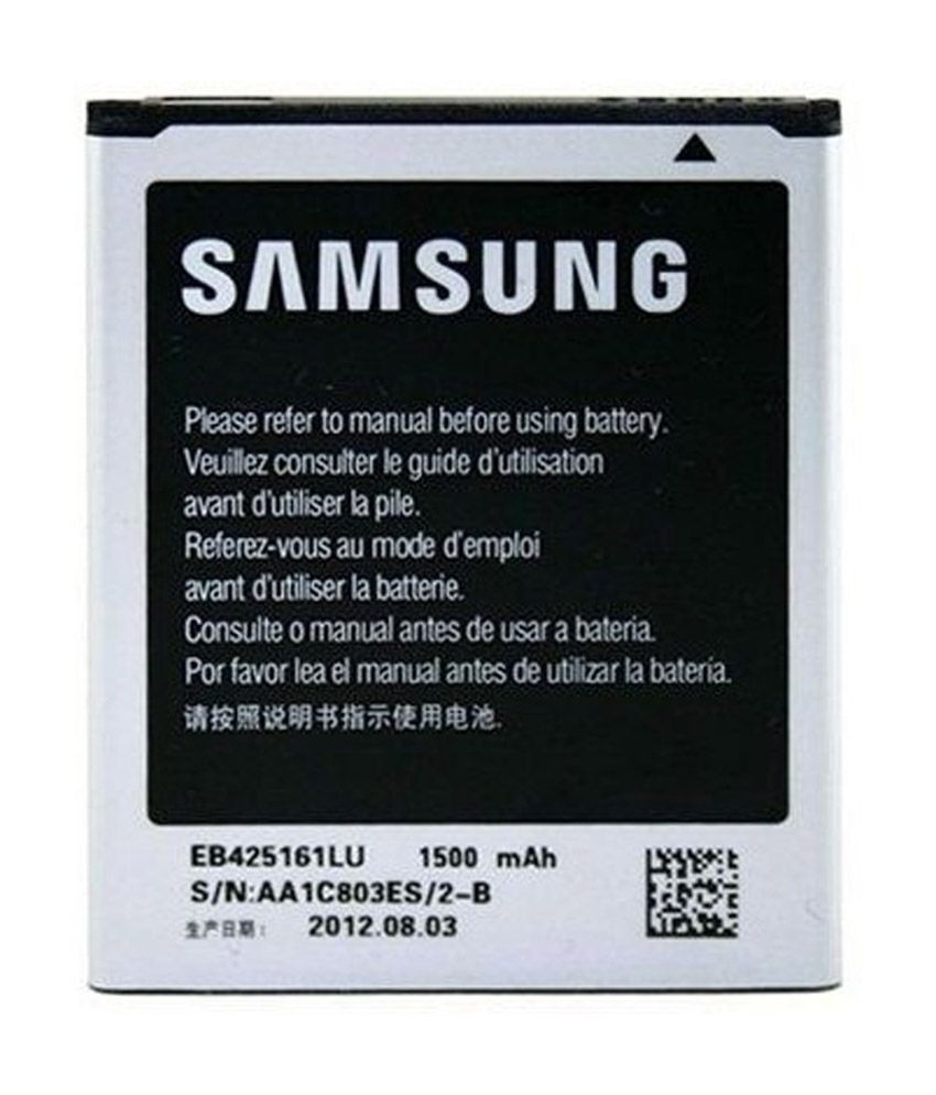 Samsung EB425161LUCINU Battery for Galaxy S Duos S7562