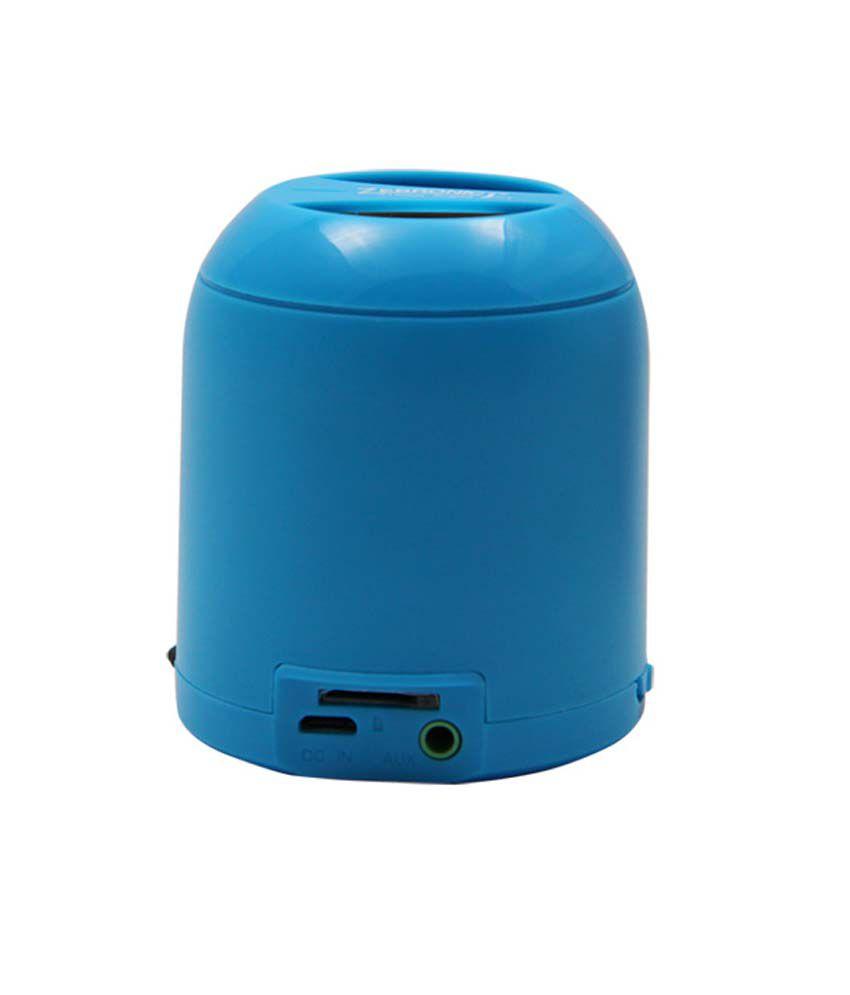 Zebronics-Bluetooth-Speaker-Bullet-Blue