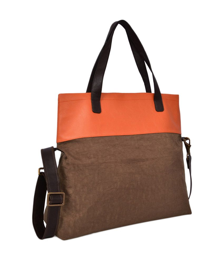Baggit 2177920404749 Brown Sling Bags